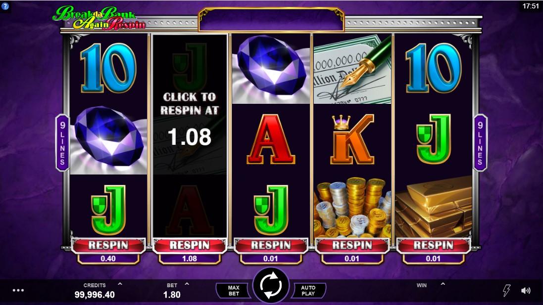 Break Da Bank Again игровой автомат