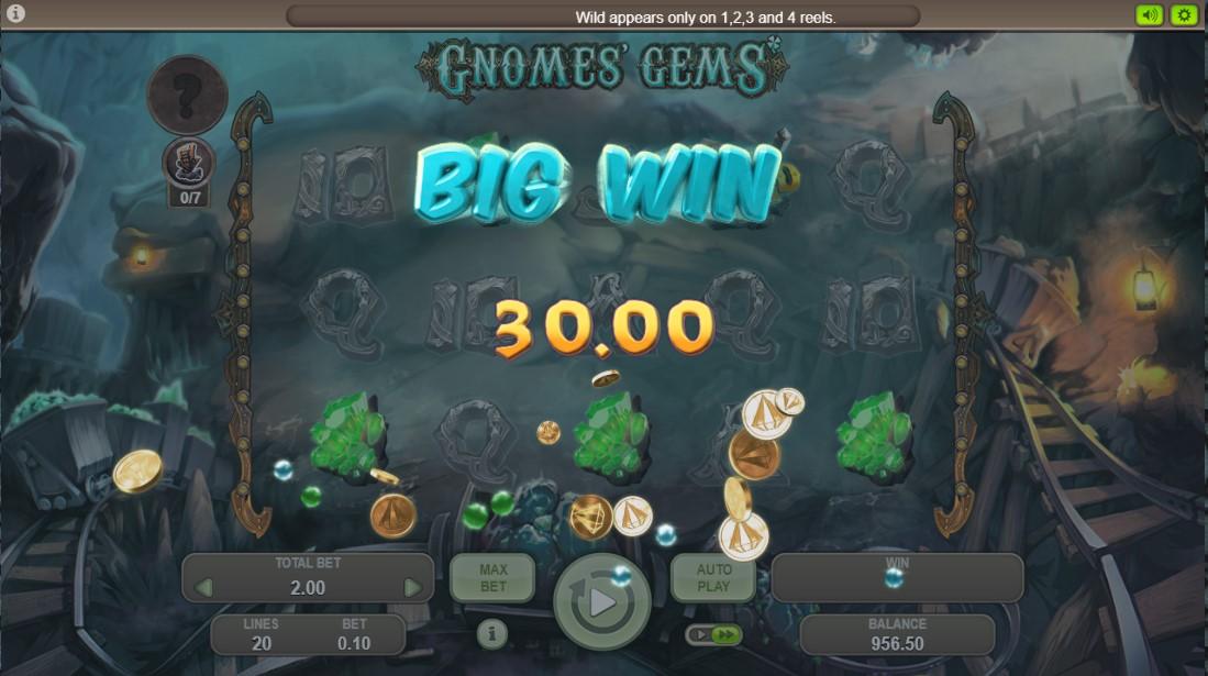 Играть Gnomes' Gems бесплатно