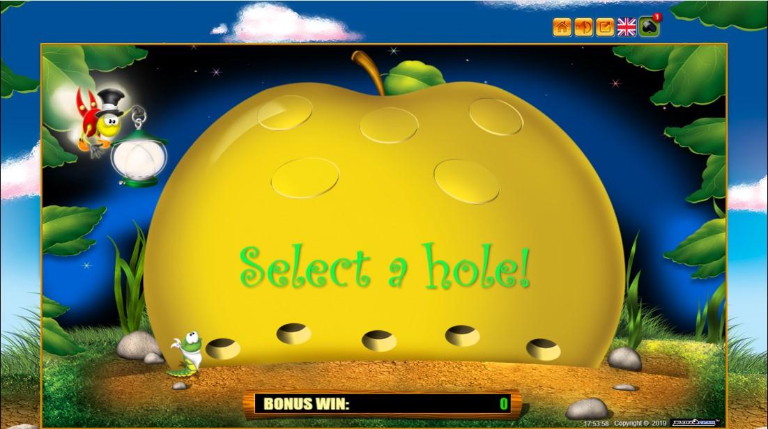 Онлайн слот Hungry Caterpillars