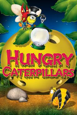 Играть Hungry Caterpillars онлайн