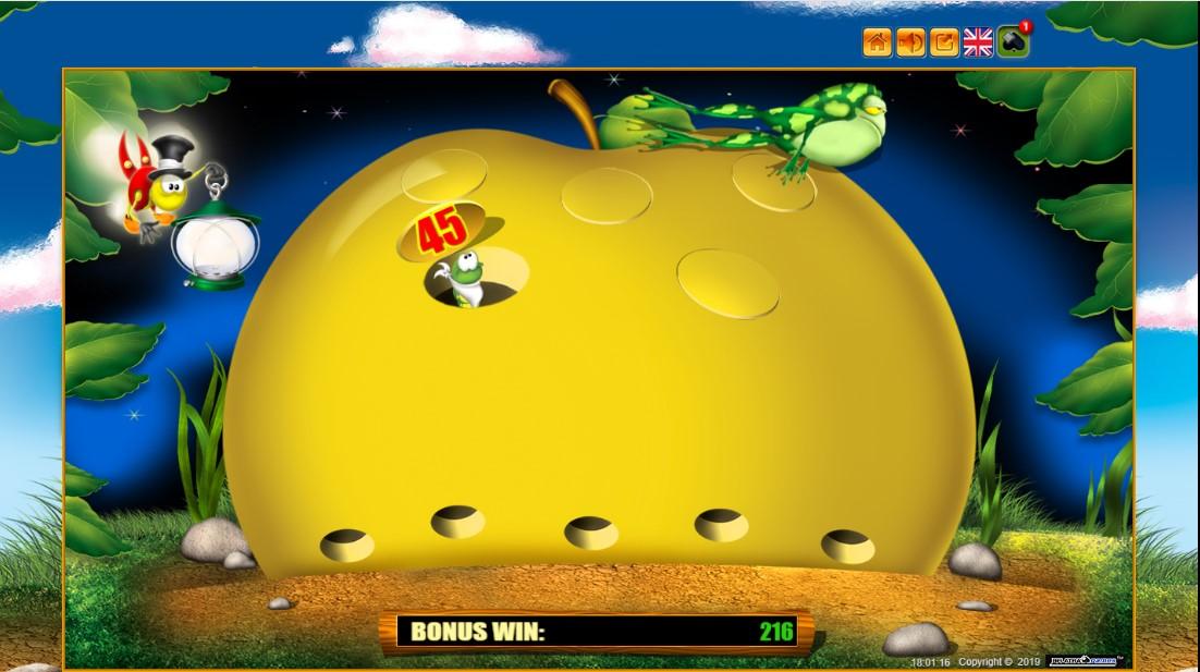 Hungry Caterpillars онлайн слот