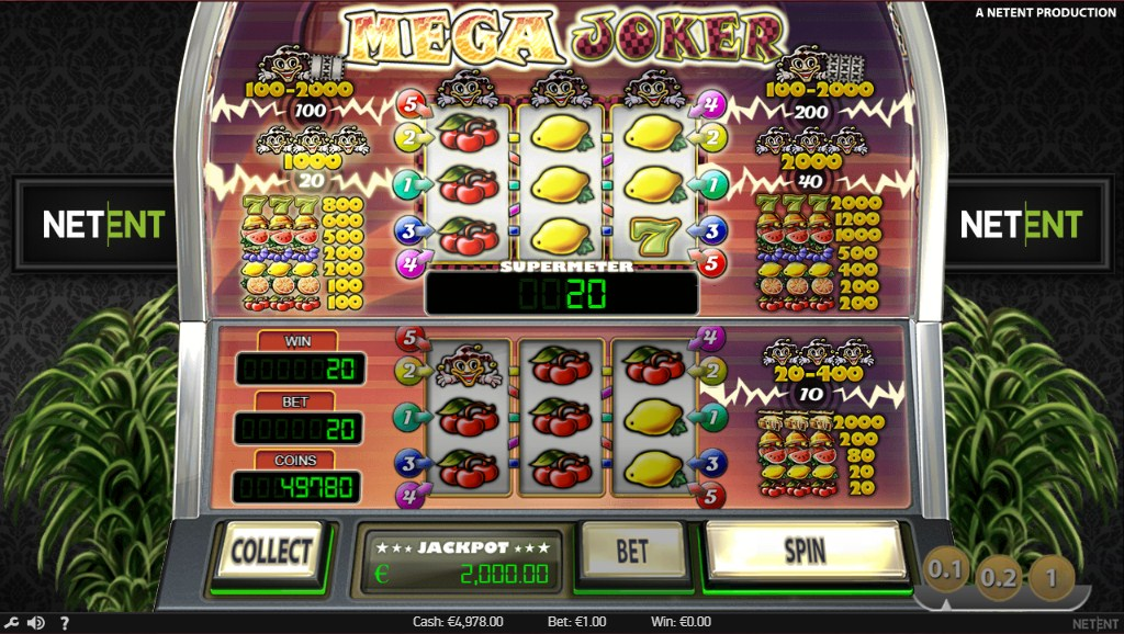 игровые автоматы joker