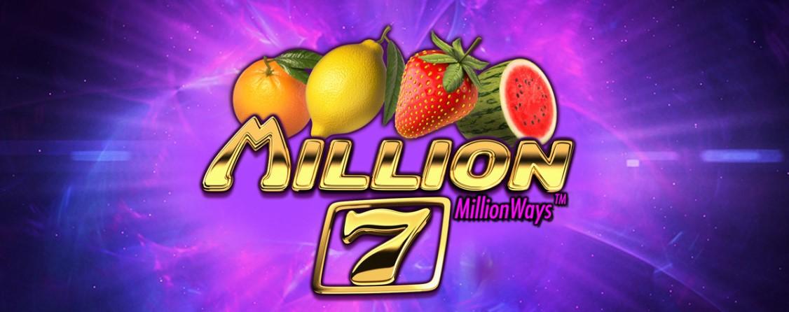 Играть Million 7 бесплатно