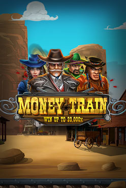 Играть Money Train онлайн