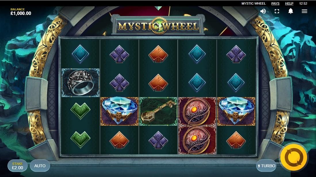 Бесплатный слот Mystic Wheel