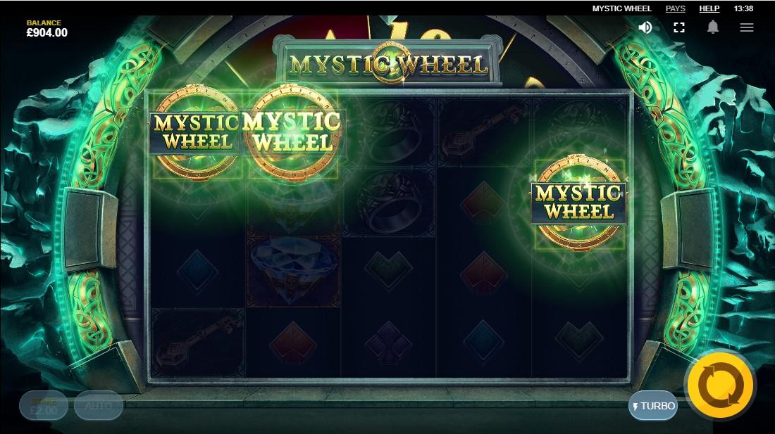 Слот Mystic Wheel играть