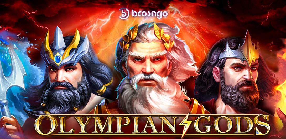 Играть Olympian Gods бесплатно
