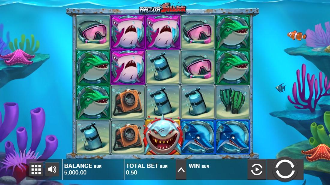 Бесплатно игровые автоматы акула без регистрации