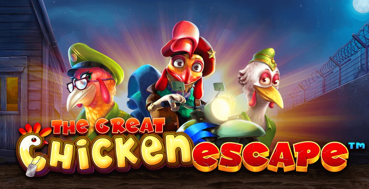 Играть The Great Chicken Escape бесплатно