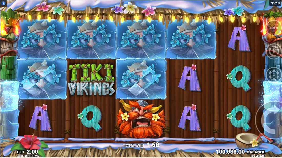 Tiki Vikings онлайн слот