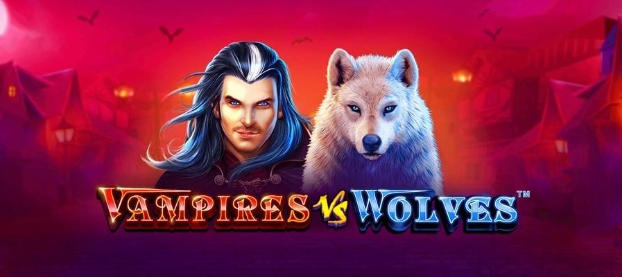 Играть Vampires vs Wolves бесплатно