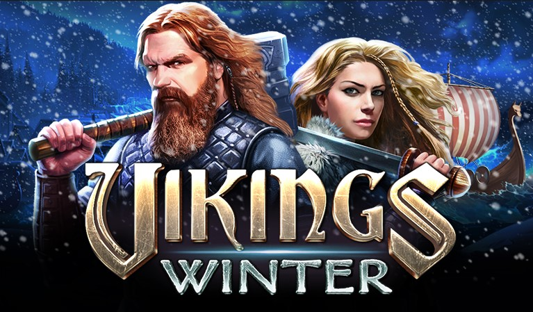 Играть Vikings Winter бесплатно
