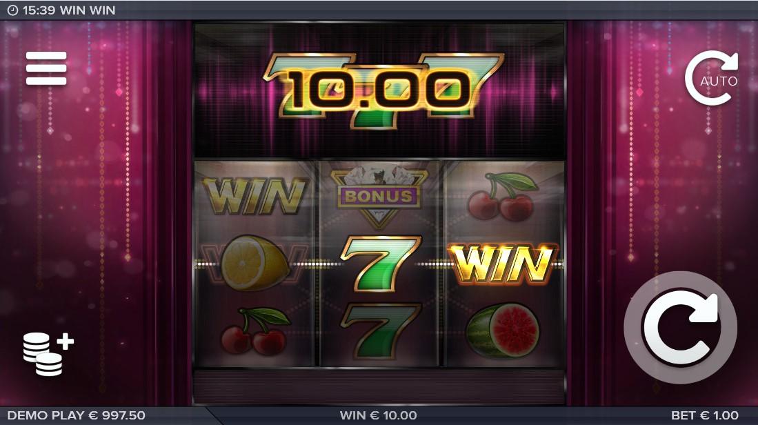 Win Win игровой автомат