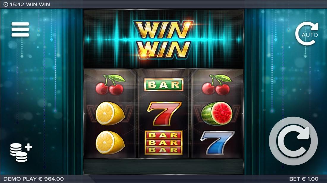 Win Win бесплатный слот
