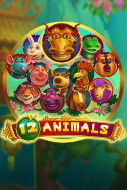 Играть 12 Animals онлайн