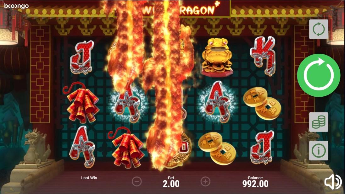 88 Wild Dragon игровой автомат