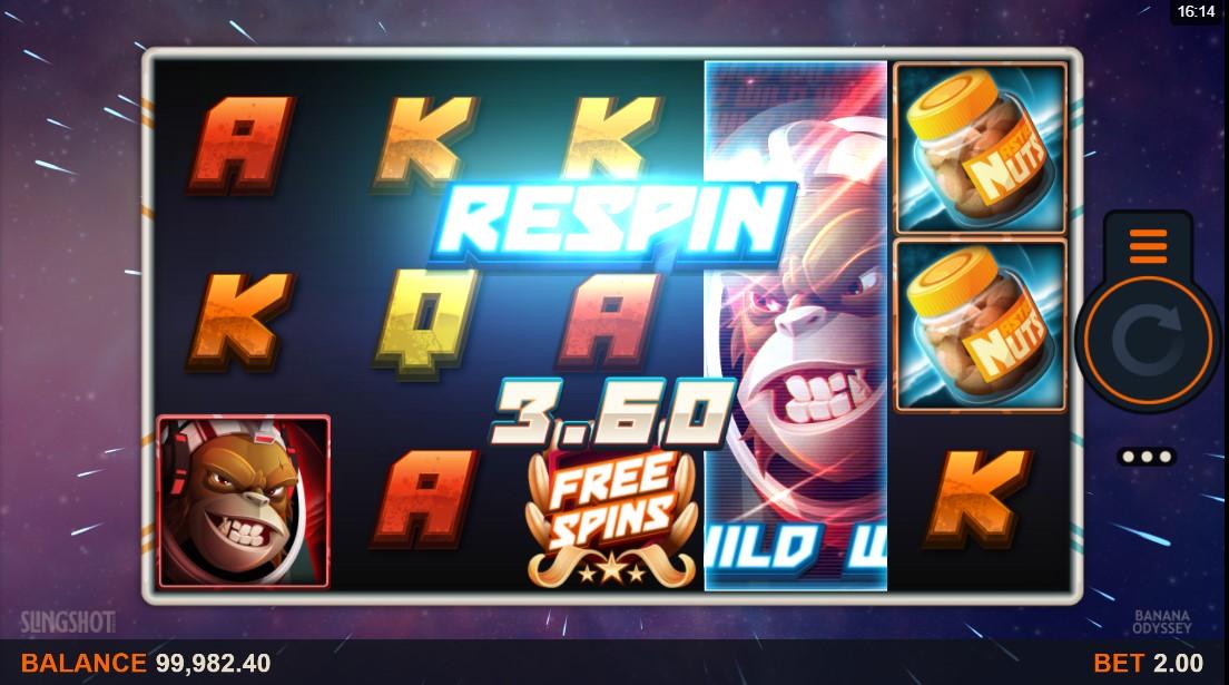 Бесплатный игровой автомат Banana Odyssey