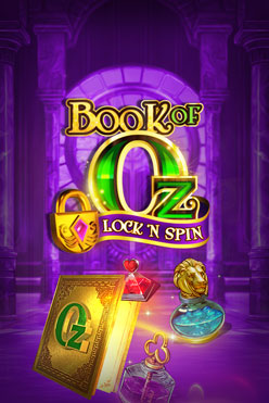 Играть Book of Oz Lock 'N Spin онлайн