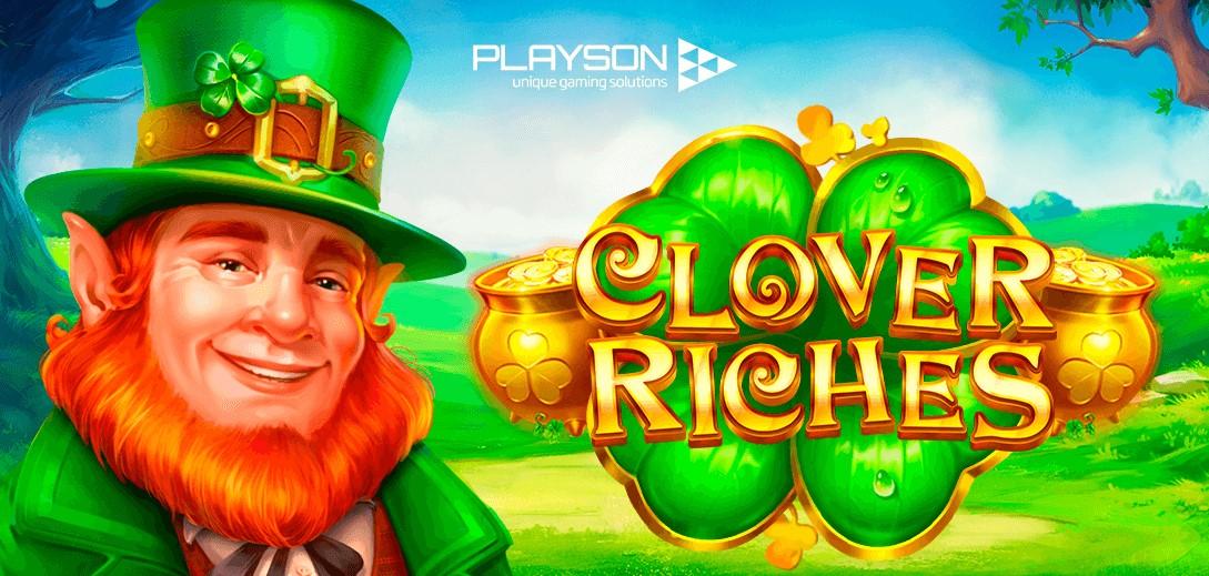 Играть Clover Riches бесплатно