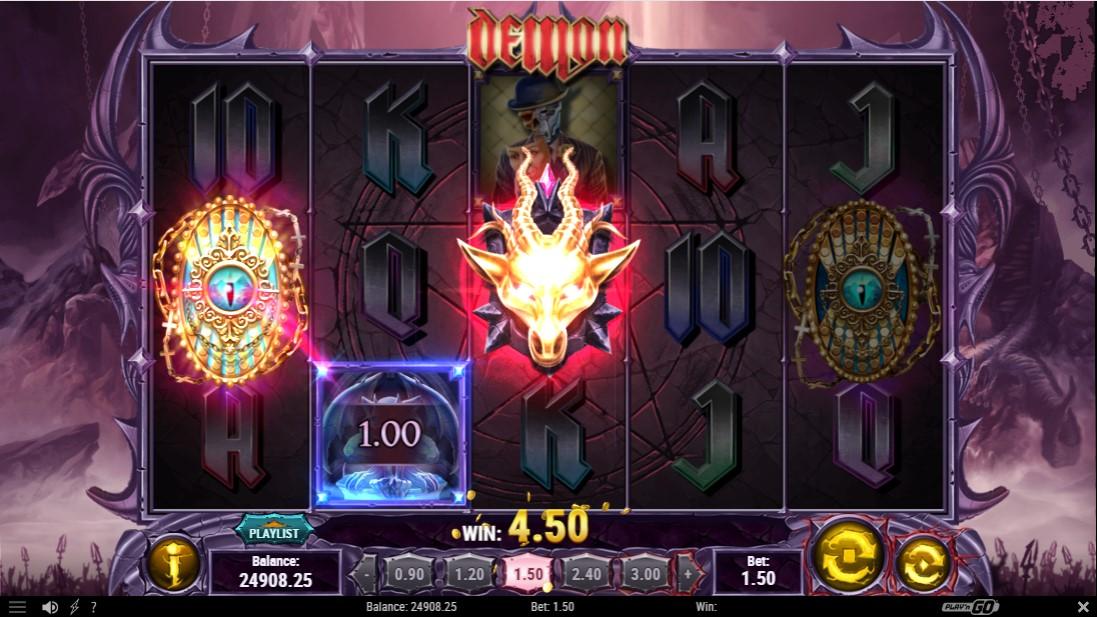 Demon игровой автомат