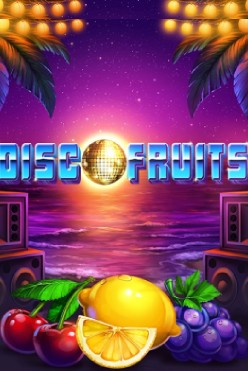 Играть Disco Fruits онлайн