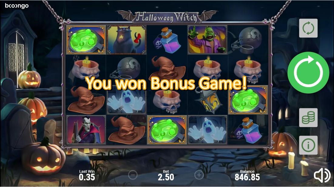 Играть Halloween Witch бесплатно