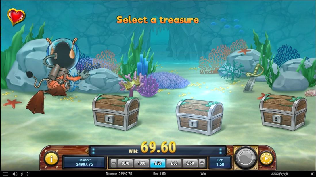 Hugo's Adventure бесплатный игровой автомат