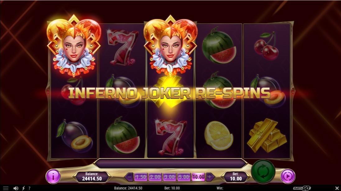 Inferno Joker играть бесплатно