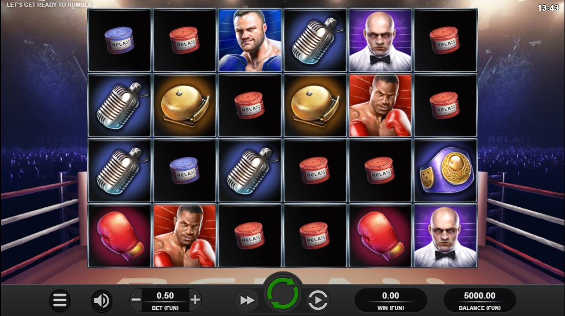 Let's Get Ready To Rumble играть бесплатно