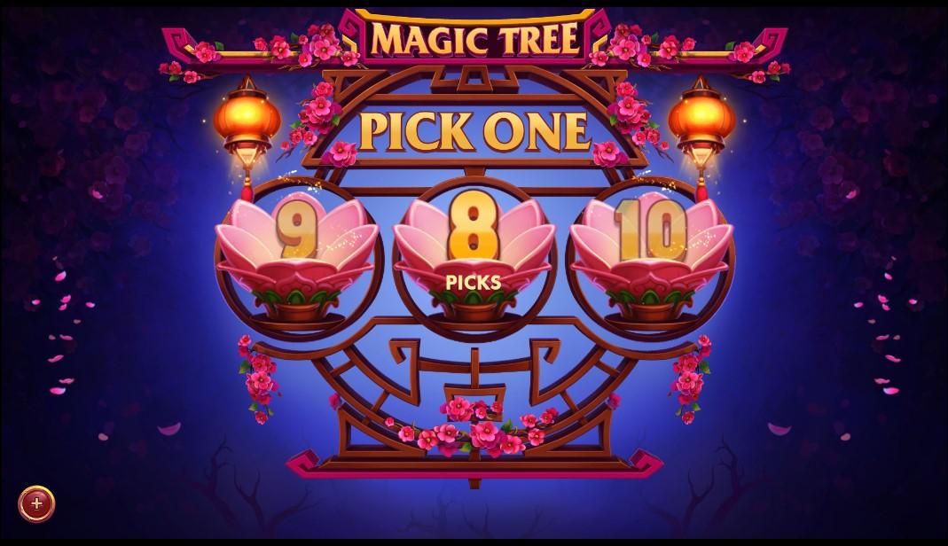 Слот Magic Tree играть бесплатно