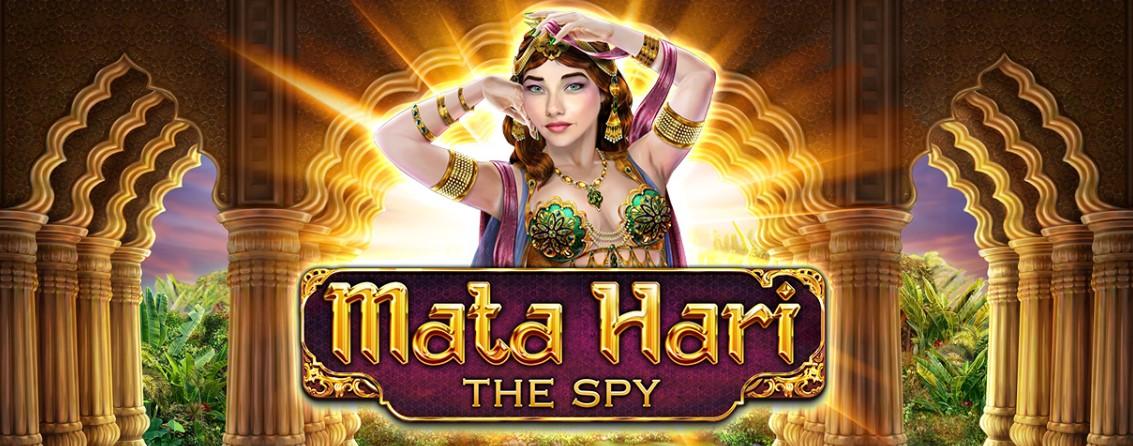 Играть Mata Hari The Spy бесплатно