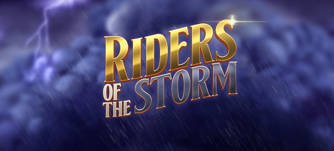 Играть Riders of the Storm бесплатно