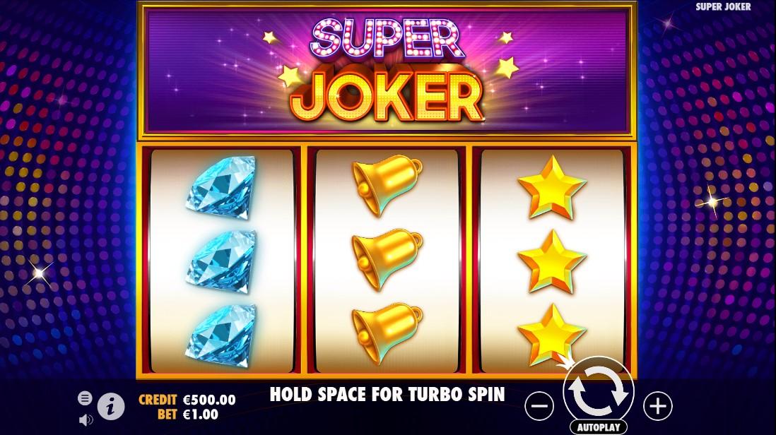 Super Joker онлайн слот