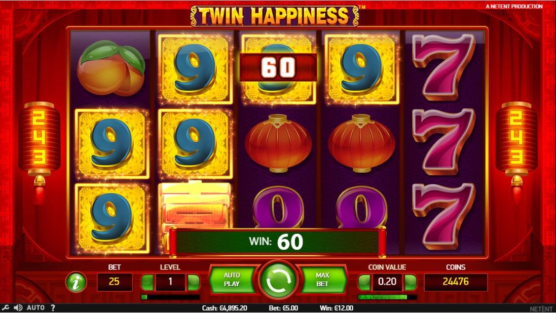 Онлайн слот Twin Happiness