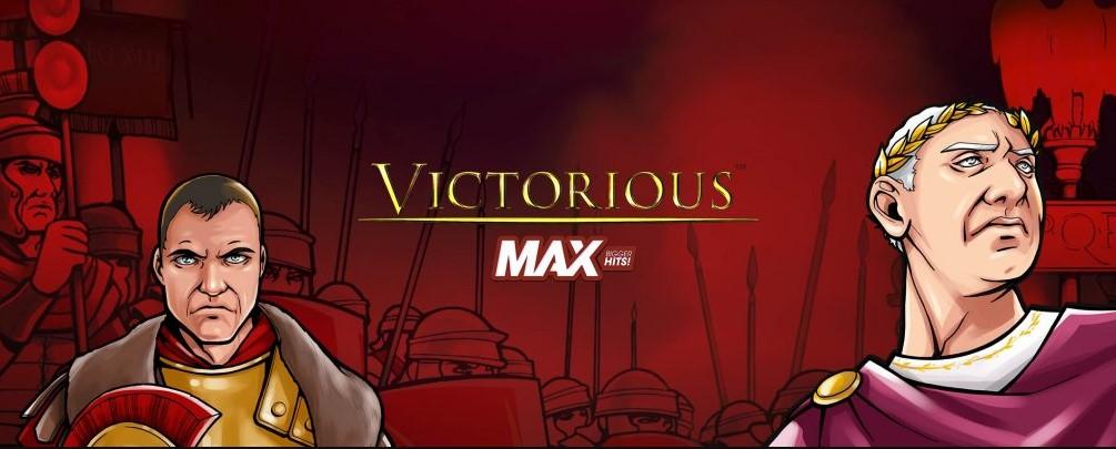 Играть Victorious MAX бесплатно