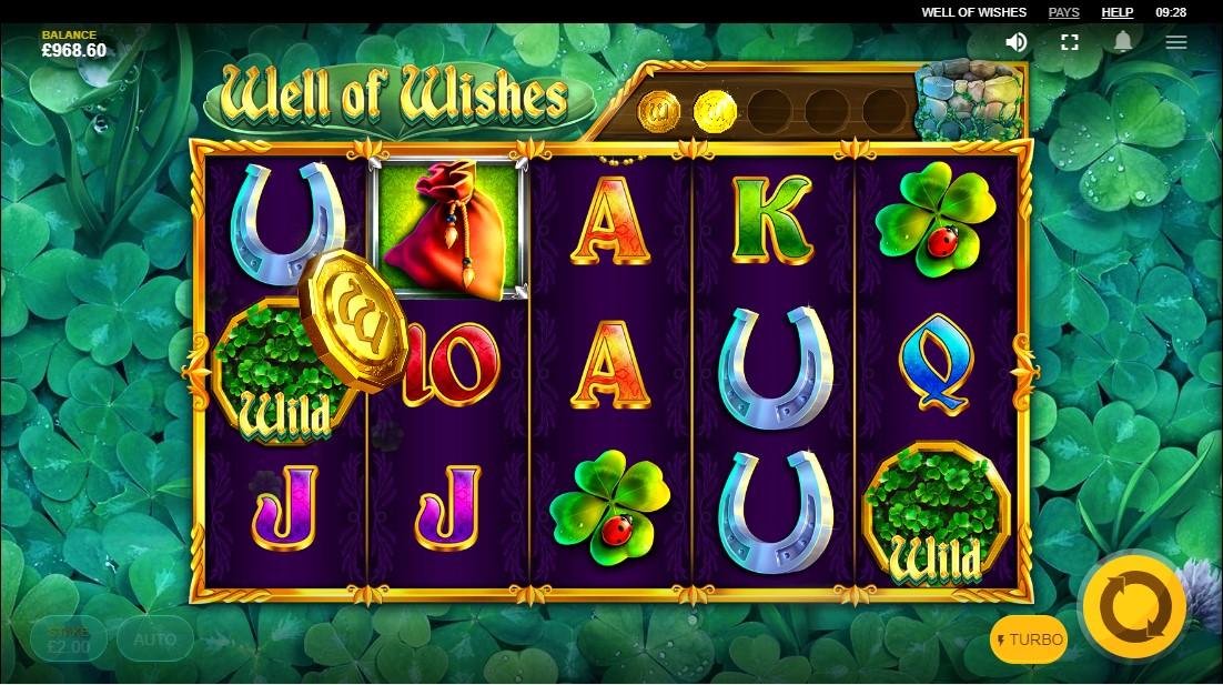 Бесплатный игровой автомат Колодец Желаний