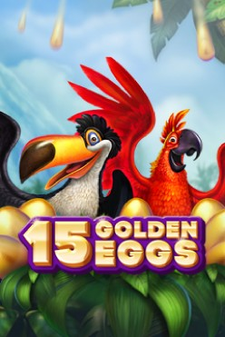 Играть 15 Golden Eggs онлайн