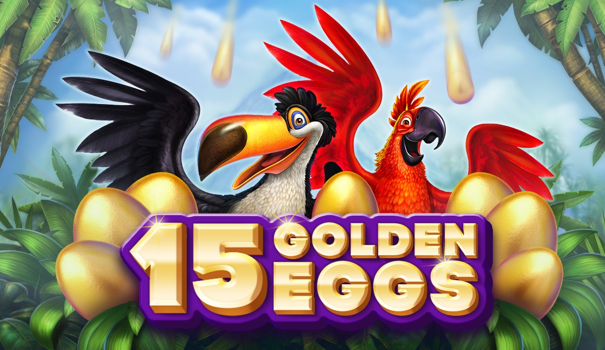 Играть 15 Golden Eggs бесплатно