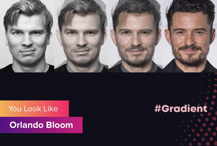 Affgambler Gradient Orlando Bloom