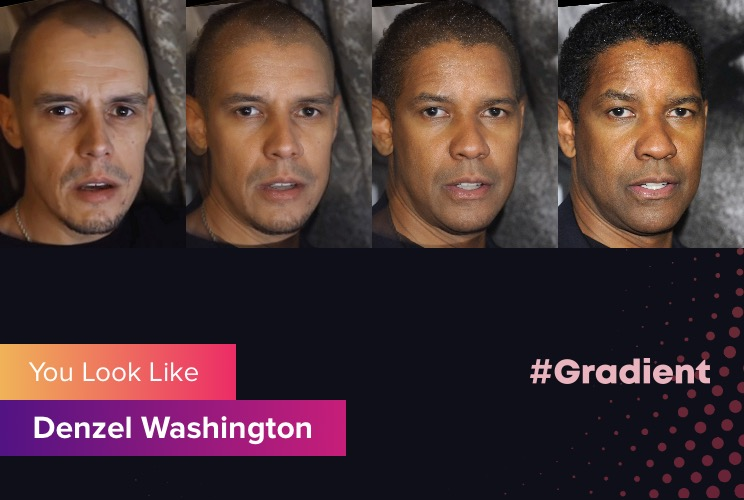 Vituss Gradient Denzel Washington