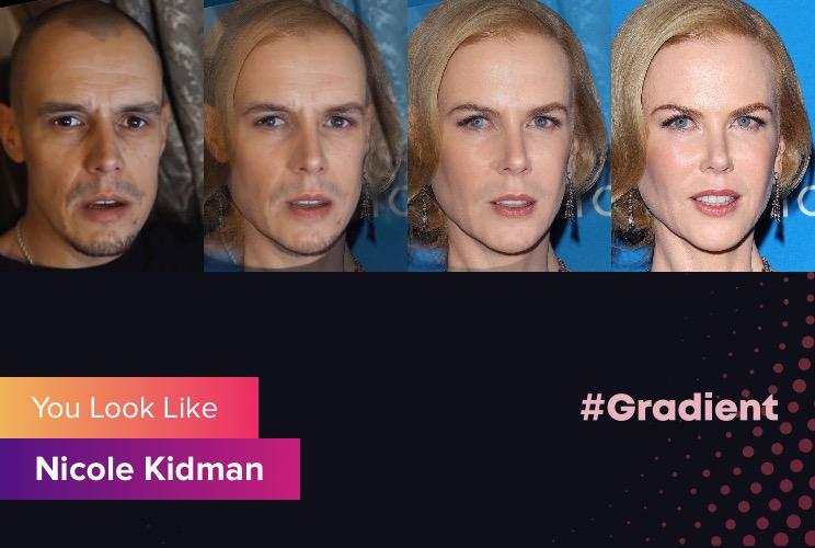 VitussGradient Nicole Kidman
