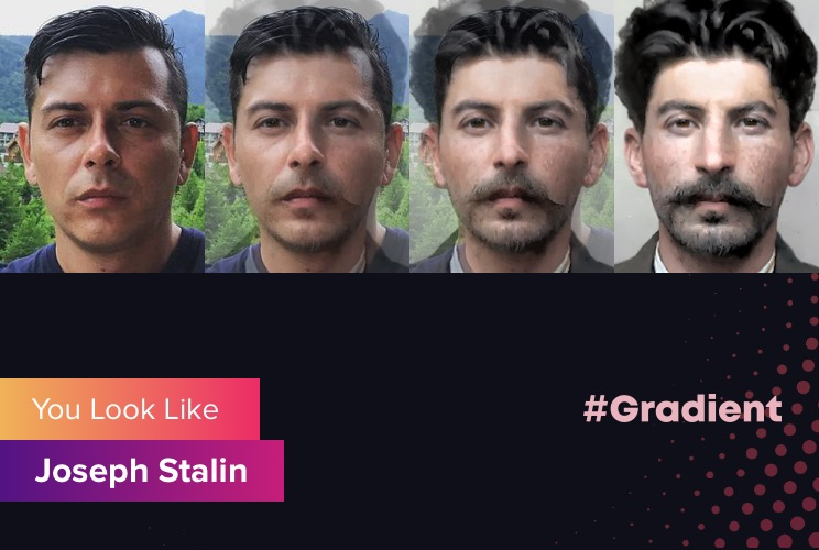 Ludojop Gradient Иосиф Сталин