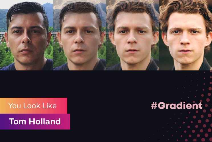 Ludojop Gradient Tom Holland