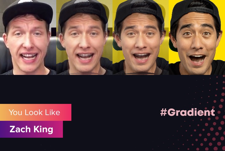 TTR Gradient Zach King