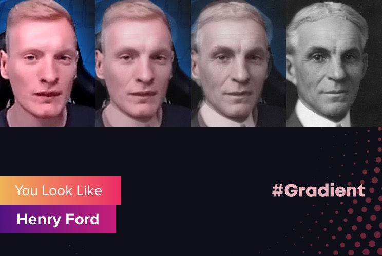 Chessik Gradient Henry Ford
