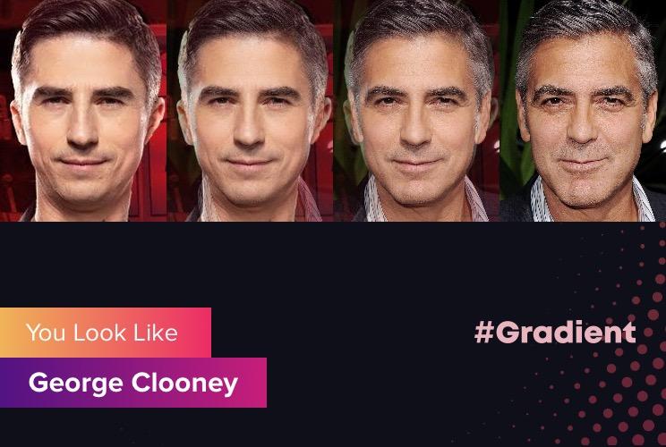 Резак Gradient George Clooney