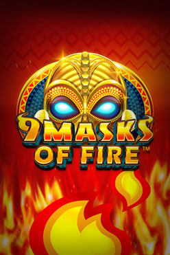 Играть 9 Masks Of Fire онлайн