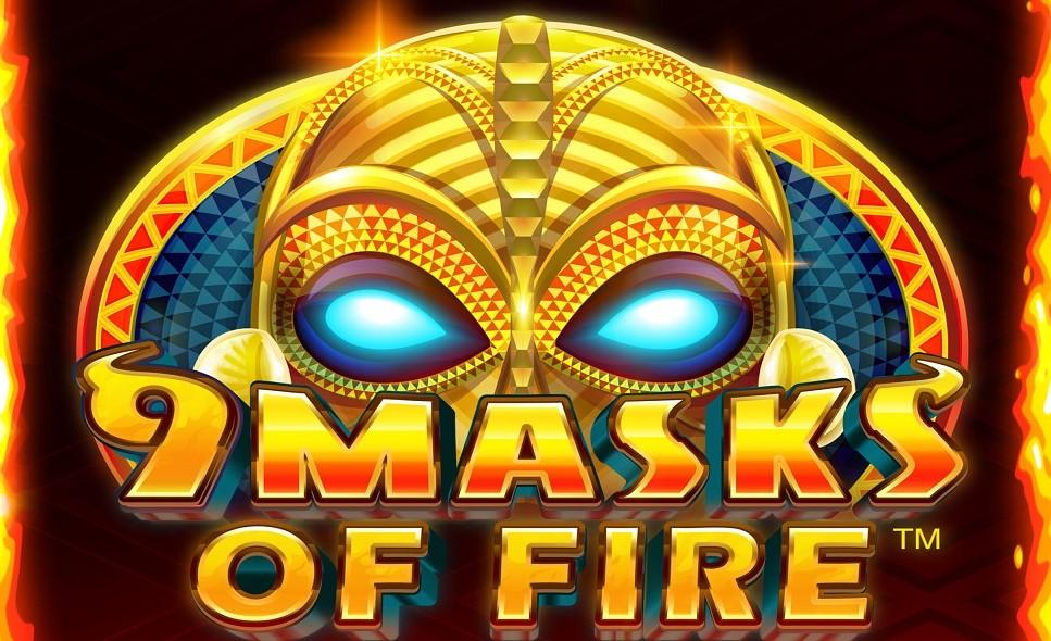 Играть 9 Masks of Fire бесплатно