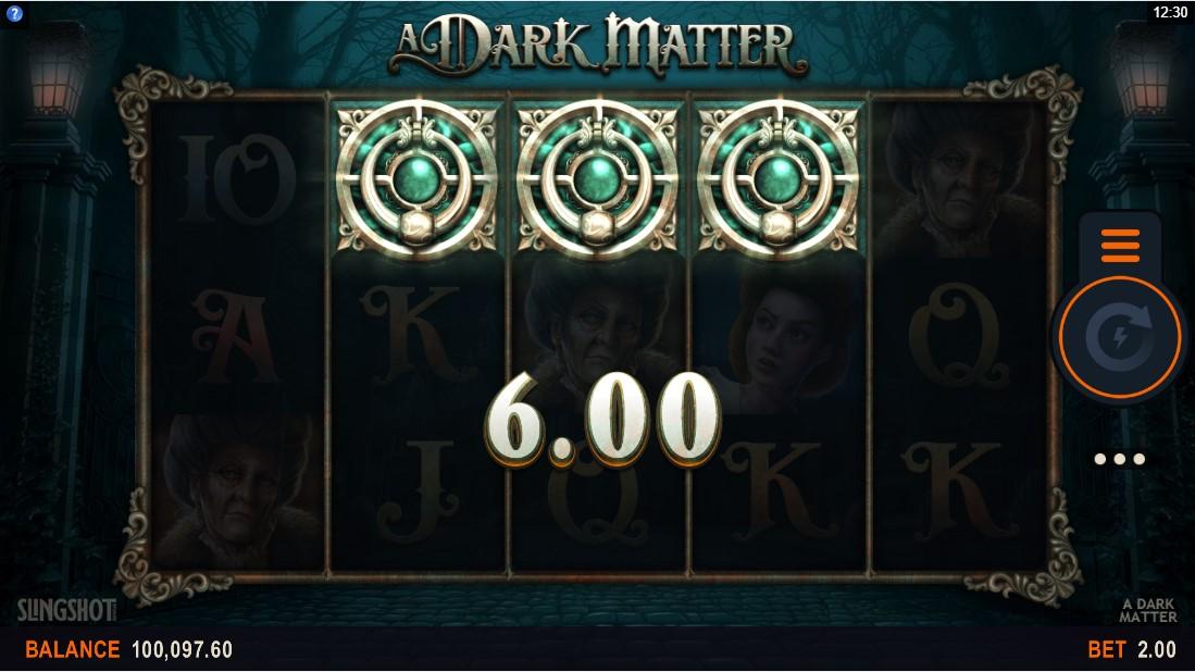 Онлайн слот A Dark Matter играть бесплатно