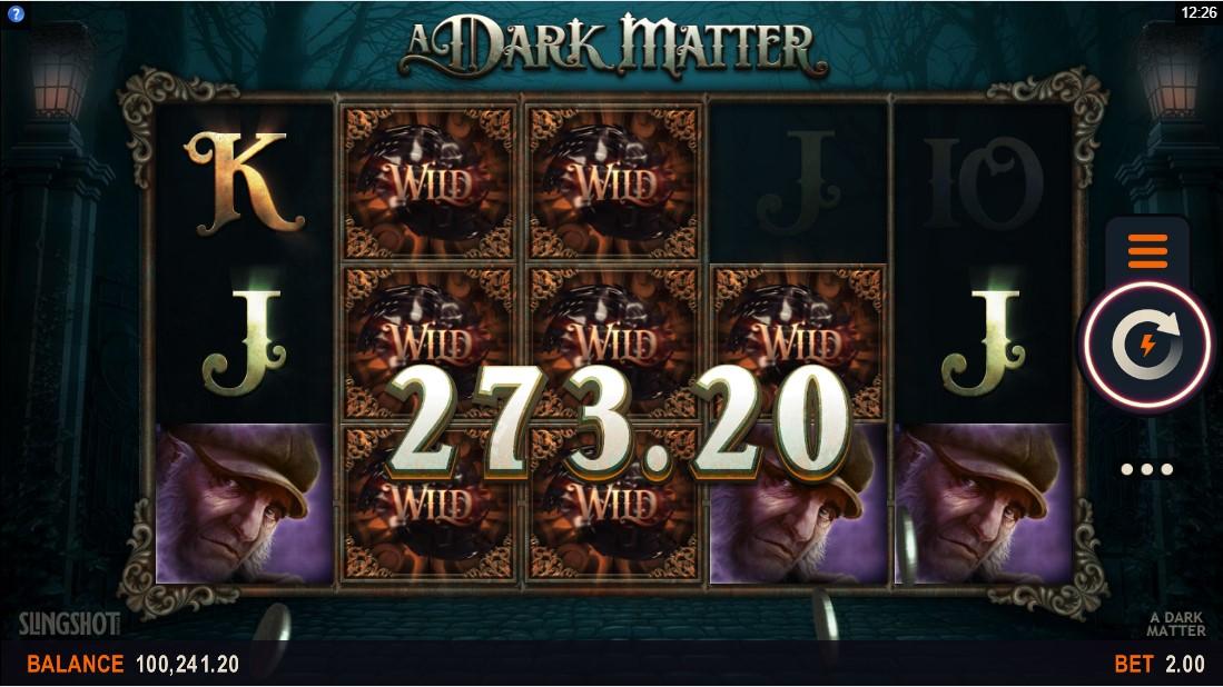 A Dark Matter игровой автомат